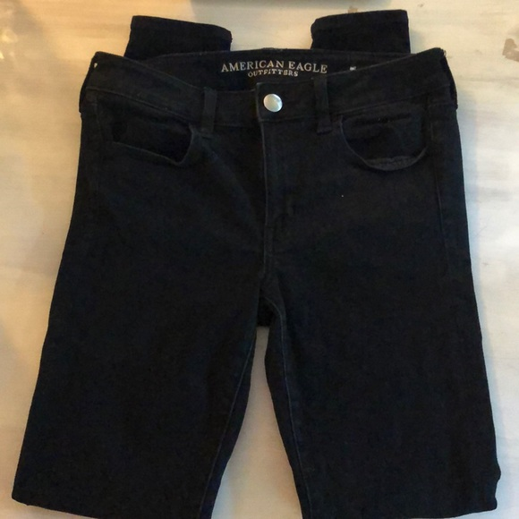 American Eagle Outfitters Denim - American Eagle Black Jeans